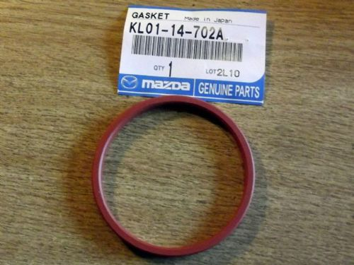 Gasket, oil cooler / filter housing, genuine Mazda, MX-5 1.8, 1993-2005, KL0114702A